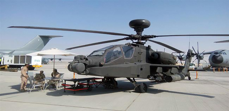 Emirati Apache helicopter crashes in northern Yemen, two pilots killed