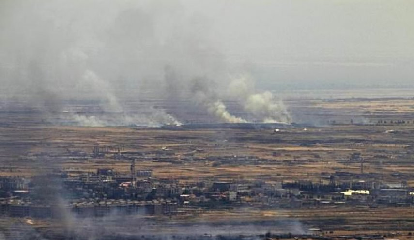 Israel hits Syrian artillery after Golan fire: army