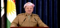 Kurdistan's Barzani fires parting shots at US