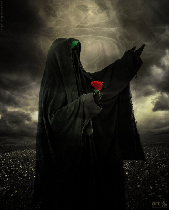 Sayeda Zainab you are the blessed daughter of the all noble Ali & Fatima sister of Hasnain