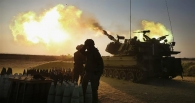 Israel forces target Hamas positions in Gaza Strip