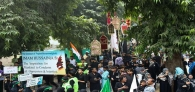 Arbaeen commemorated in Aligarh Muslim Univ. in India / Photos