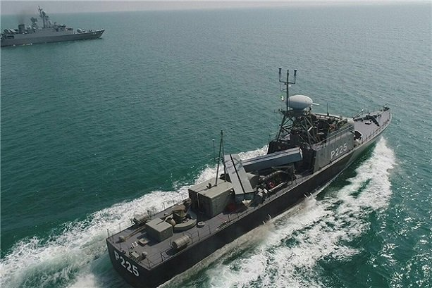 Iran's navy attends largest maritime exercise in Bangladesh