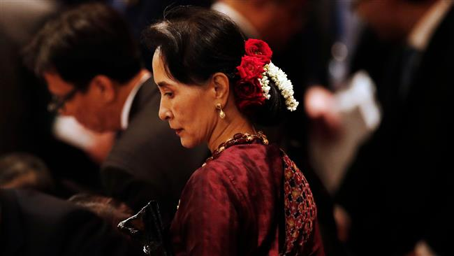 Aung San Suu Kyi stripped of UK award over Rohingya genocide