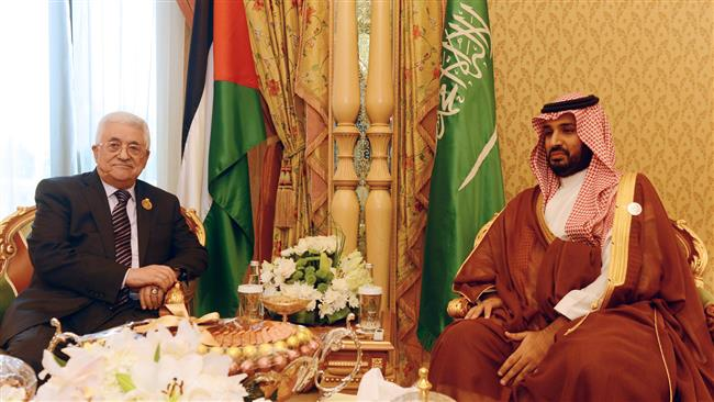 Riyadh advancing Israeli interests, Palestinian officials worry