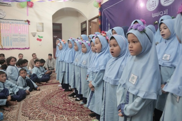 Quran Memorizer Kids Honored in Indonesia