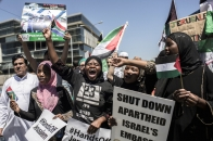 South Africa's ruling party downgrades Tel Aviv embassy to 'liaison office'