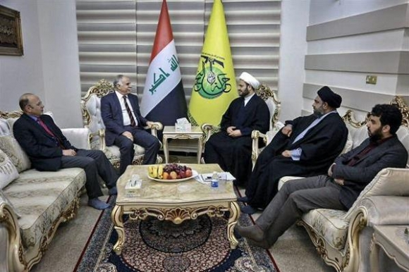 Iraq's al-Nujaba Movement Ready to Defend Holy Quds