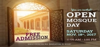 Wheaton mosque accompanying open house to encourage peace