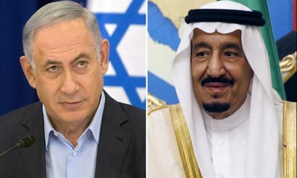 Saudis move toward Bibi's vision on Palestinians
