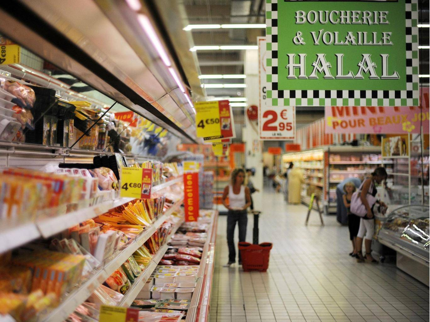 France orders halal supermarket shut for not selling pork and alcohol