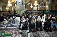 "The Celebration of ""Unity, the Key to Resistance and Victory"" Was Held in Razavi Shrine"