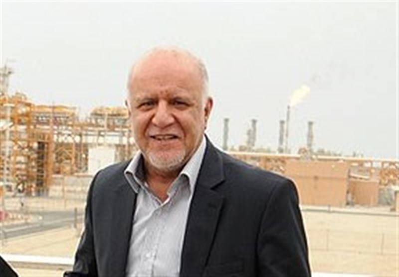 Iran's Daily Gas Output Rises by over 50mln Cubic Meters: Oil Minister