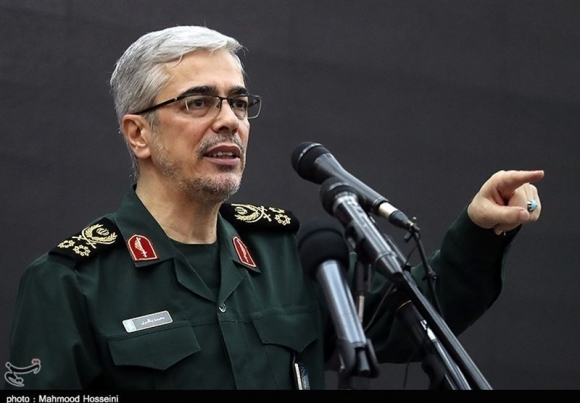 Commander Says Iran One of World's Major Missile Powers