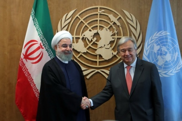 Iran deal model for regional, global peace: President Rouhani