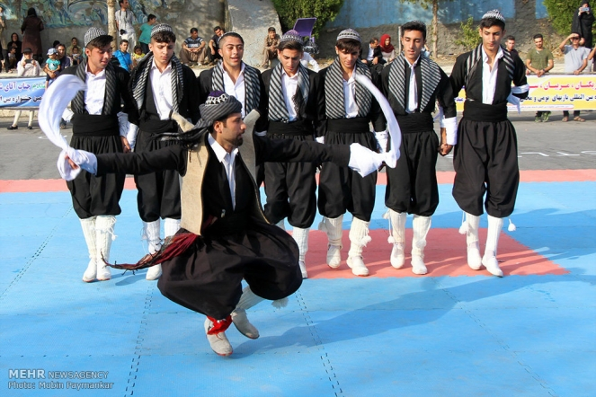 Festival of Traditional Games in Marivan