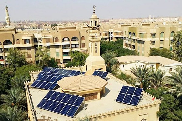 Pakistani Mosques to Be Put on Solar Power by May