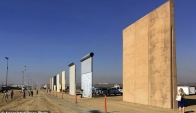 A VERY 'big, beautiful wall'! Trump seeks $18 billion to extend border wall by 316 miles over 10 years